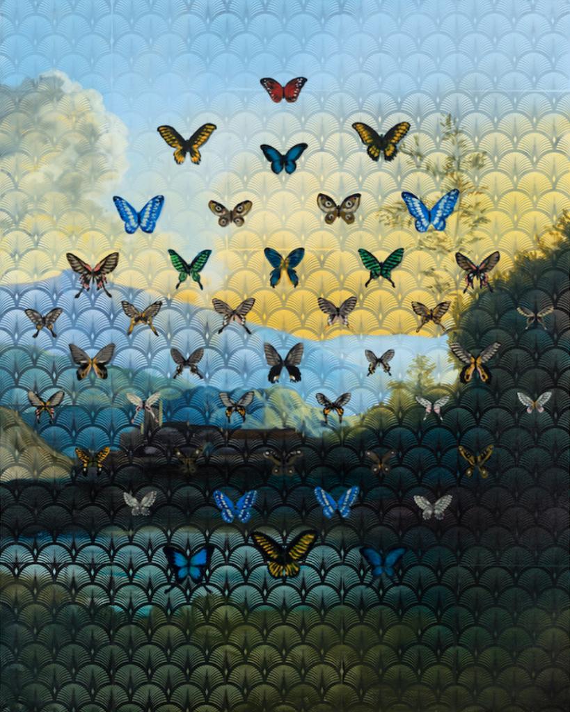 Les Papillons #6